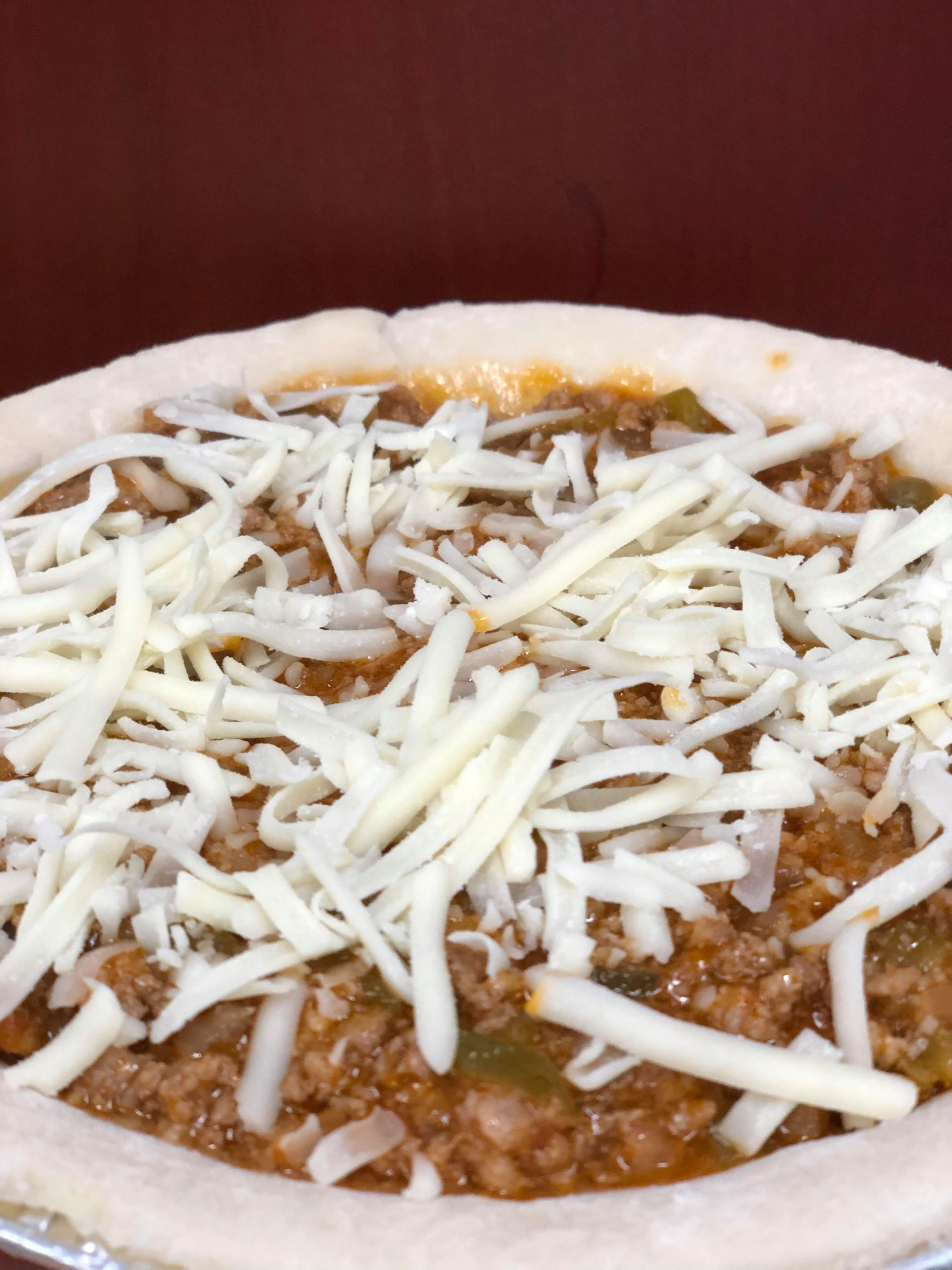 Mexican meat pie